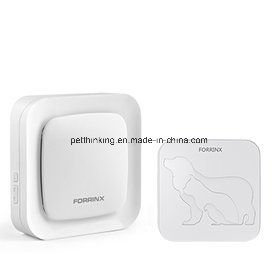 Wireless Square Human and Pets Training Doorbell pictures & photos