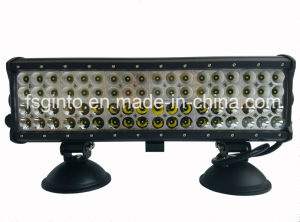 Waterproof 4 Rows LED Light Bar Offroad, Agruculture, Mining, Boats pictures & photos