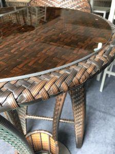 Outdoor Rattan Garden Bar Sets (TG-6007) pictures & photos