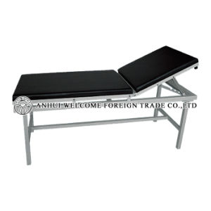 Examination Bed Model Stainless Steel pictures & photos
