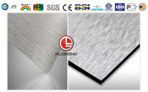 Globond Brush Aluminium Composite Panel (BC009) pictures & photos