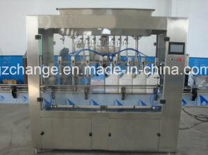 Automatic Liquid Dish Detergent Bottling Machine pictures & photos