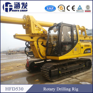Hf530 Pilling Rig Used Rotary Drilling Rig with Cummins Engine pictures & photos