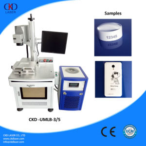 Crystal Glass Laser Marking Machine for Sale pictures & photos