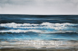 Impressionism Reproduction Seascape Oil Painting pictures & photos