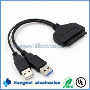 22 Pin USB 3.0 Turn SATA USB IDE SATA Cable for 2.5 Inch Computer Hard Disk