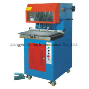 2016 Hot Sale Popular Heavy Duty Electric Book Punching Machine Dk-4 pictures & photos