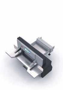 Program Control Paper Cutter (HPM115M15) pictures & photos
