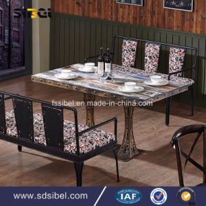 Antique Dining Table for Cafe Sbe-CZ0611 pictures & photos