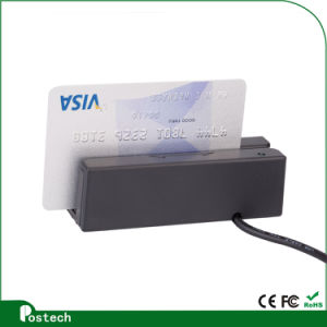 for Access Control/Taxi Driver License/Gas Station 3 Tracks Ttl Magnetic Card Reader pictures & photos