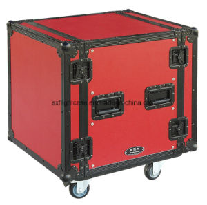 "19"" Flight Case with Red Color"