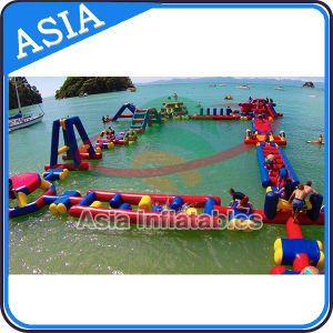 Inflatable Floating Water Park, Inflatable Sports Water Park, Adult Inflatable Aqua Park pictures & photos