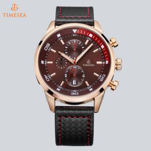 Super Luminous Elegant Stainless Steel Quartz Watch Chronograph Watch Men′s Watch 72777 pictures & photos
