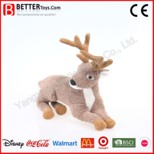 Promotion Gift Stuffed Animal Lifelike Soft Deer Plush Toy pictures & photos