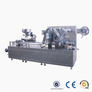 Dpp-260e/350e Automatic Alu PVC Blister Packing Machine for Capsule and Tablet pictures & photos