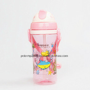 450ml Promotional Gift BPA Free Children School Kids Hot Plastic Water Bottle (hn-2904) pictures & photos