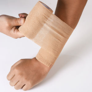 Manufacturer of Quality Medical Elastic Bandage pictures & photos