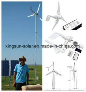 2kw Homemade Wind Generators Kit Wind Power Type pictures & photos