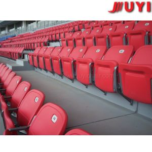 Stadium Seat Chair Fire-Resistant HDPE Plastic Seat Steel Leg Cheapest Price pictures & photos