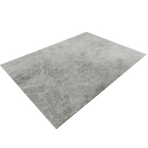 Activated Carbon Filter Media Cloth pictures & photos
