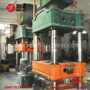Best Quality Chamber Filter Press with Manual Jack pictures & photos