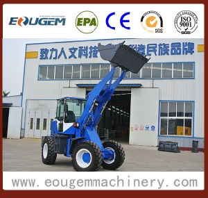 Ce Multi-Function Articulated Mini Wheel Loader for Sale pictures & photos