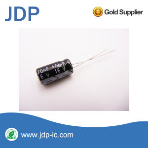 Electrolytic Capacitor 470UF 16V pictures & photos