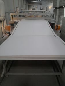 PVC Surface Crusting Foamed Board Extrusion Production Line pictures & photos