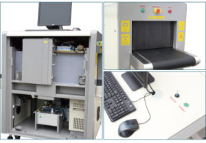 Airport/Station Security Systems Jh6550 Baggage Scanner pictures & photos