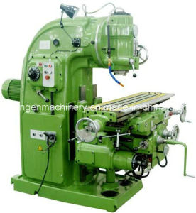 Table 1700X400mm Plain Vertical Milling Machine pictures & photos