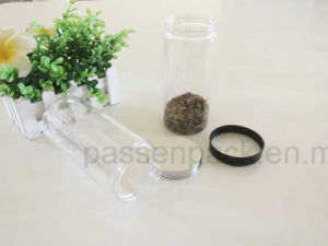 Plastic Wide Mouth Bottle for Rose Tea Storage (PPC-PPJ-11) pictures & photos