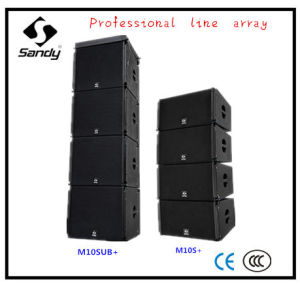 Professional Supplier, Professional Line Array M10s+ pictures & photos