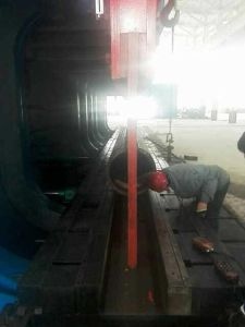 LSAW Large Diameter Super Thick Wall Welded Pipe pictures & photos