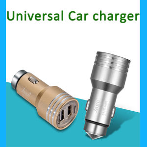 Electric Type and Mobile Phone Use Fast Charging Mobile Charger with 2 Port