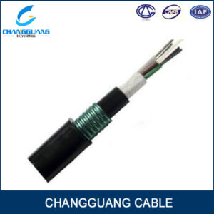 GYFTY53 Stranded Loose Tube Fiber Optic Cable Armored Fiber Cable
