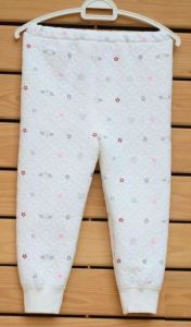 Babies Thermal Pant in Triple Layer Bamboo (OEM) pictures & photos