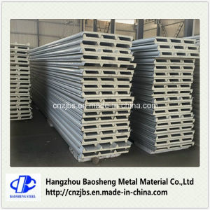 Cheap PU Foam Board Sandwich Panel pictures & photos