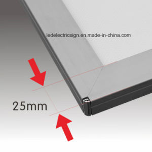 Ultra-Thin Energy-Saving LED Highlight Box pictures & photos