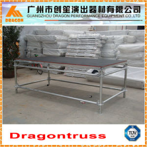 Steel Portable Stage, Assemble Stage for Sale pictures & photos