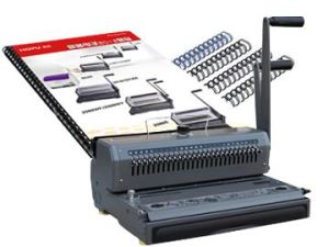 Manual Wire Binding Machine (WD-2006) pictures & photos