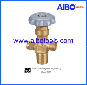 Brass Movable Flap Cylinder Valve (QF-2) pictures & photos