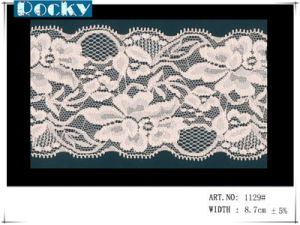 Lace Textile From Real Factory with Color Fasten 4-5 pictures & photos