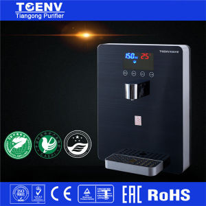 Hot and Cold Water Dispenser with Purifier RO System Water Filter Z pictures & photos