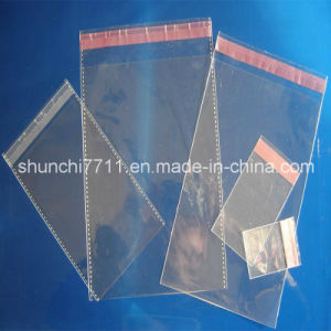 OPP Plastic Packing Bag Clear pictures & photos