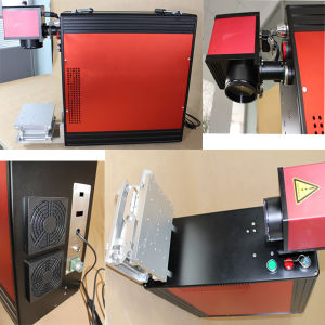 Portable Metal Marking Machine, Laser Marking System pictures & photos