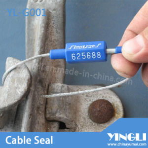 Middle Duty Security Cable Seal for Truck and Container (YL-G001) pictures & photos