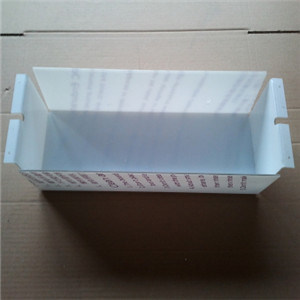 Custom Plastic Rain Gutter