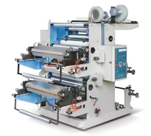 Double Color Flexography Printing Machine pictures & photos