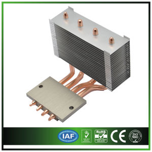 OEM LED Light Heat Pipe Cooler pictures & photos