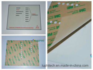 Durable Waterproof Graphic Overlay Printed Membrane Overlay pictures & photos
